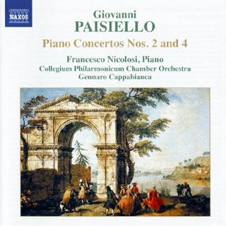 Giovanni Paisiello | concerti pour piano n°2 – n°4 – etc.