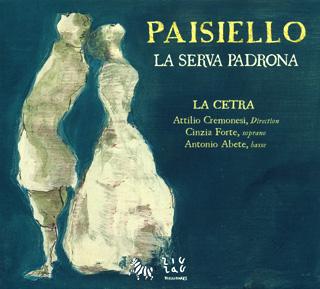 Giovanni Paisiello | La serva padrona