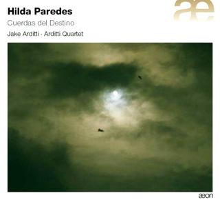 Le Quatuor Arditti joue la musique d'Hilda Peredes (née en 1957)