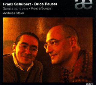 Pauset – Schubert | Kontra-Sonate – Sonate D845