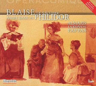 Blaise le savetier, un opéra-comique signé François-André Danican Philidor