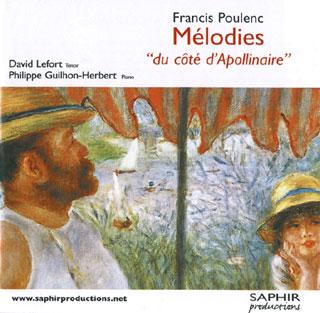 Francis Poulenc | mélodies