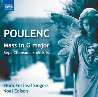 L'Elora Festival Singers chante des pièces pour chœur signées Poulenc