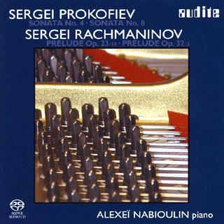 Prokofiev – Rachmaninov | pièces pour piano