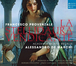 Francesco Provenzale | La Stellidaura vendicante