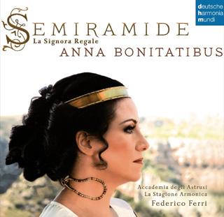 Le mezzo Anna Bonitatibus chante Sémiramis, reine de Babylone