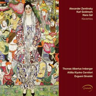 récital Cernitori, Irnberger et Sinaïski | trios de Gál, Goldmark et Zemlinsky