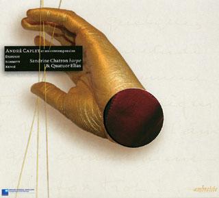 récital Sandrine Chatron (harpe) | Caplet – Debussy – Renié – Schmitt