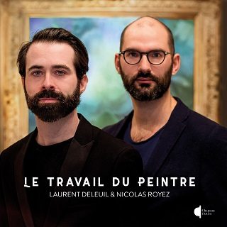 Le baryton Laurent Deleuil chante Fauré, Gougeon, Poulenc et Ravel