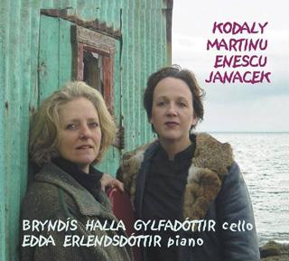 récital Edda Erlendsdóttir et Bryndis Halla Gylfadóttir