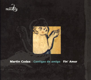 récital Fin'Amor | Bonaval – Codax – Raimondo – Santiago
