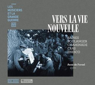 La pianiste Anne de Fornel joue Baines, Boulanger, Chaminade, Cras et Enesco