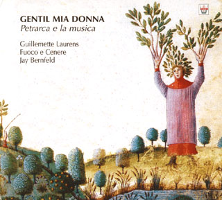 récital Fuoco e Cenere | Pétrarque et la musique