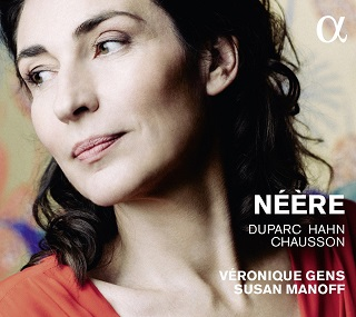 Le soprano Véronique Gens chante Chausson, Duparc et Hahn