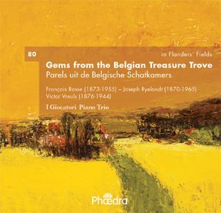 récital I Giocatori (trio avec piano) | Rasse – Ryelandt – Vreuls