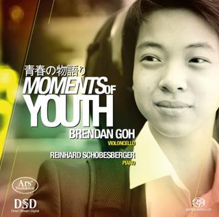 Sept compositeurs pour le jeune Brendan Goh (violoncelle)