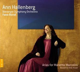 récital Ann Hallenberg | Coccia – Mayr – Mosca – Paër – Rossini – Weigl