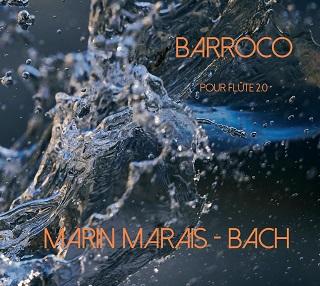 le flûtiste Fabrice Jünger joue Marin Marais et Johann Sebastian Bach...