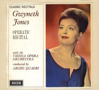 récital Gwyneth Jones | Beethoven – Cherubini – Verdi – Wagner