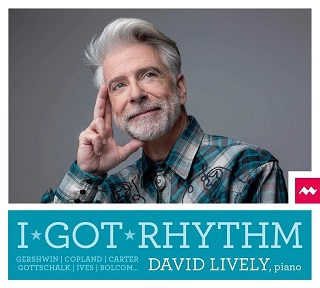 David Lively joue neuf Étatsuniens nés au XIXe et XXe siècle
