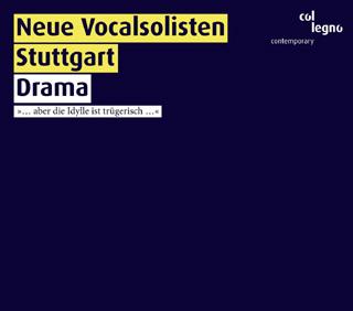 Cerha, Francesconi, Kampe et Käser par les Neue Vocalsolisten Stuttgart