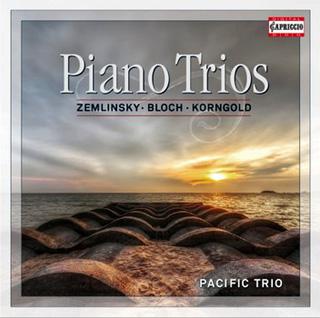 Fondé en 1979, le Trio Pacific joue Bloch, Korngold et Zemlinsky