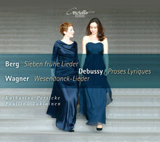 Le soprano Katharina Persicke chante Berg, Debussy et Wagner