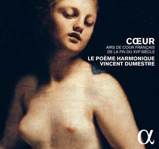 Le Poème harmonique offre un choix d'airs de cour français (1570-1600)