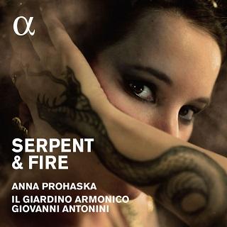 Anna Prohaska chante deux reines de l'opéra baroque : Didon et Cléopâtre