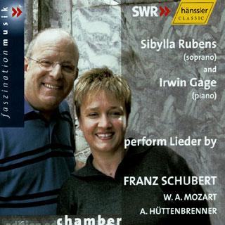 récital Sibylla Rubens | Hüttenbrenner – Mozart – Schubert