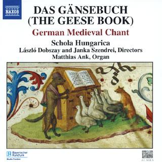 récital Schola Hungarica | Das Gänsebuch – chant médiéval allemand