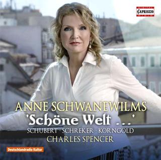Le soprano Anne Schwanewilms chante Korngold, Schreker et Schubert