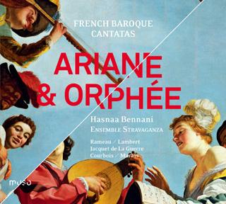 Cantates baroques françaises par Stravaganza et Hasnaa Bennani