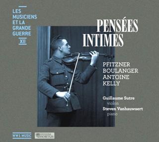 Sutre et Vanhauwaert jouent les musiciens de la Grande Guerre