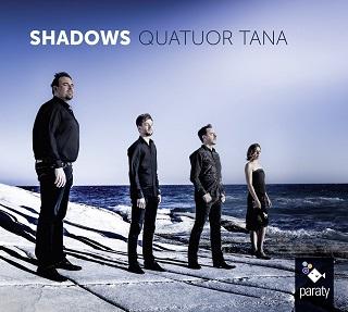 Le Quatuor Tana joue les saturationistes Bedrossian, Cendo et Robin
