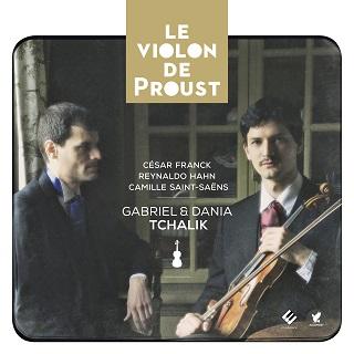 Dania et Gabriel Tchalik jouent Franck, Hahn et Saint-Saëns