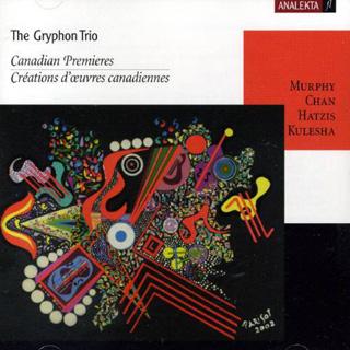 récital Trio Gryphon | Chan – Hatzis – Kulesha – Murphy