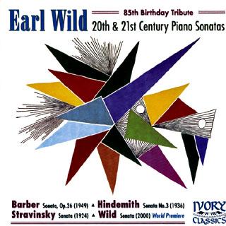 récital Earl Wild | Barber – Hindemith – Stravinsky – Wild