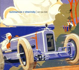 Rachmaninov – Stravinsky | pièces pour piano