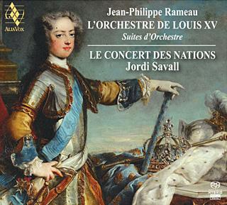 Jean-Philippe Rameau | Suites d'orchestre