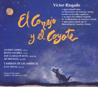 Víctor Rasgado | El conejo y el coyote