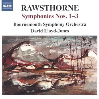Alan Rawsthorne | Symphonies n°1 – n°2 – n°3