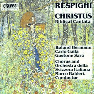 Ottorino Respighi | Christus