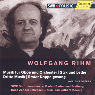 Wolfgang Rihm | œuvres pour orchestre