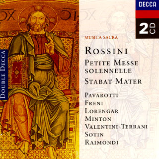 Gioachino Rossini | Petite messe solennelle – Stabat mater