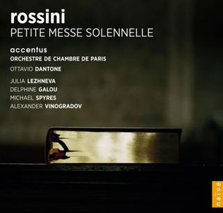 Ottavio Dantone joue Petite messe solennelle (1864) de Rossini