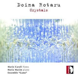 Le flûtiste Mario Caroli joue sept pièces de la Roumaine Doina Rotaru (1951)