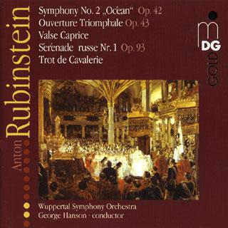 Anton Rubinstein | œuvres pour orchestre