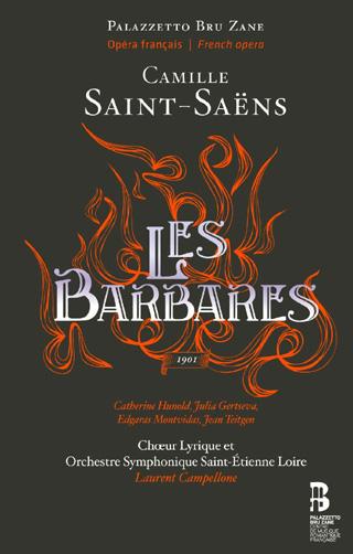 Laurent Campellone joue Les barbares (1901), opéra de Saint-Saëns