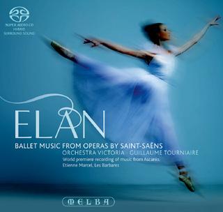 Guillaume Tourniaire joue les ballets de quatre opéras de Saint-Saëns
